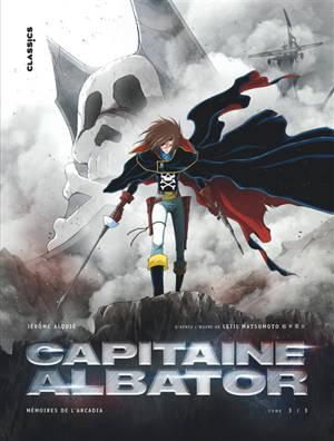 Capitaine Albator : mémoires de l'Arcadia. Volume 3, Des coeurs brûlants d'amour