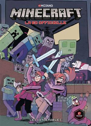 Minecraft : la BD officielle. Volume 2