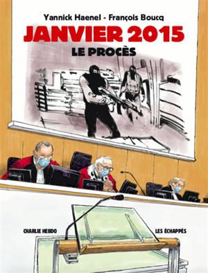 Charlie Hebdo : le procès de 2015
