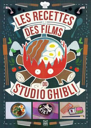 Les recettes du studio Ghibli