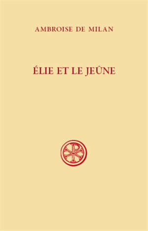 Elie et le jeûne