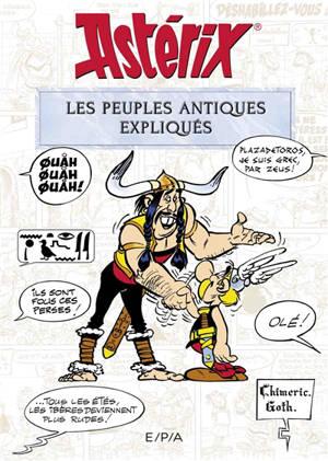 Astérix : les peuples antiques expliqués