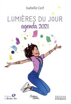 Lumières du jour : agenda 2021