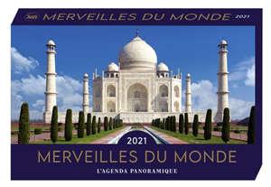 Merveilles du monde 2021 : l'agenda panoramique