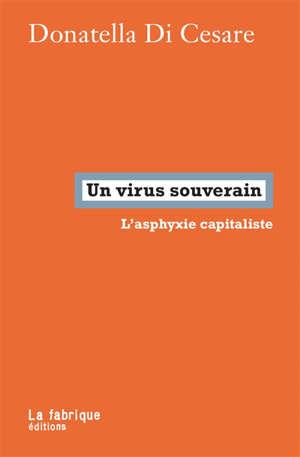 Un virus souverain : l'asphyxie capitaliste