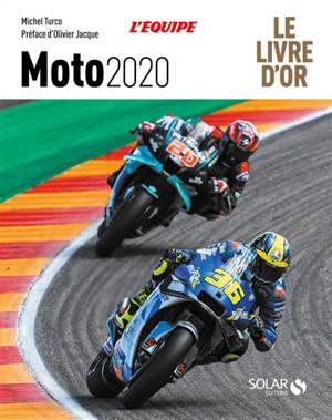Moto 2020 : le livre d'or