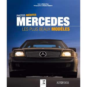 Mercedes, les plus beaux modèles