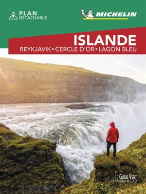Islande : Reykjavik, Cercle d'or, Lagon bleu