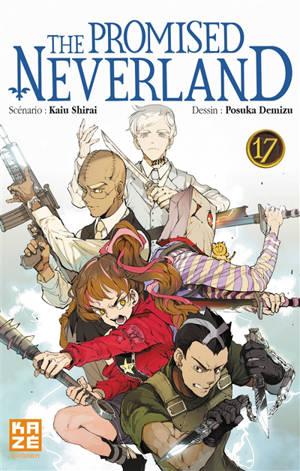 The promised Neverland. Volume 17