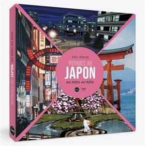 Voyagez au Japon : du pixel au réel
