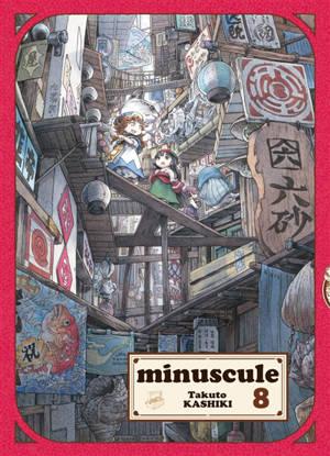 Minuscule. Volume 8