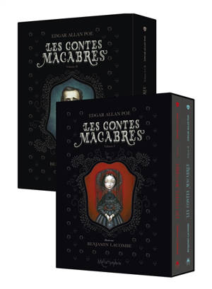 Les contes macabres : coffret