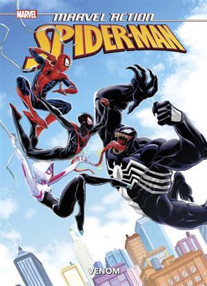 Marvel action Spider-Man, Venom