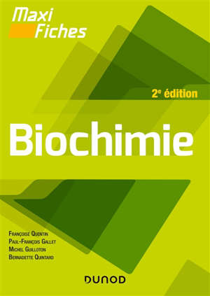 Biochimie : en 84 fiches