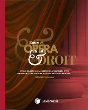 Entre opéra & droit