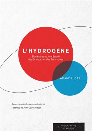 L'hydrogène : élément du livre sacré des sciences et des techniques