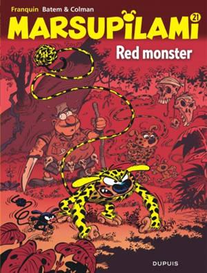 Marsupilami. Volume 21, Red monster
