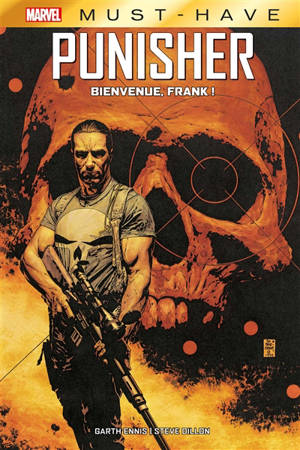 The Punisher, Bienvenue, Frank !