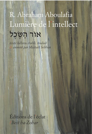 Lumière de l'intellect : Or ha-Sekhel