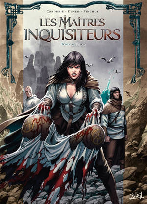 Les maîtres inquisiteurs. Volume 15, Lilo