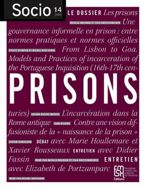 Socio. n° 14, Prisons