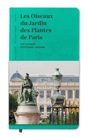Les oiseaux du Jardin des Plantes de Paris : un exemple d'avifaune urbaine