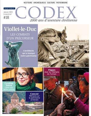 Codex : 2.000 ans d'aventure chrétienne. n° 18, Viollet-le-Duc : les combats d'un précurseur