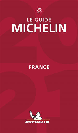 France, le guide Michelin 2021