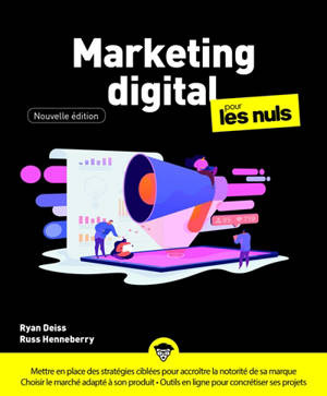 Le marketing digital pour les nuls