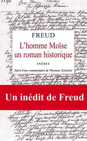 L'homme Moïse, un roman historique