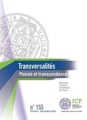 Transversalités. n° 155, Poésie et transcendance