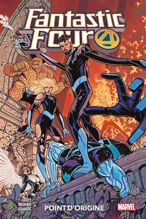 Fantastic Four. Volume 5, Point d'origine