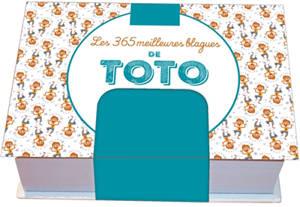 Les 365 meilleures blagues de Toto