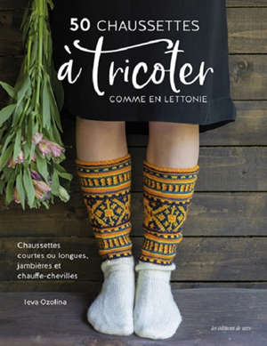 50 chaussettes au tricot made in Lettonie