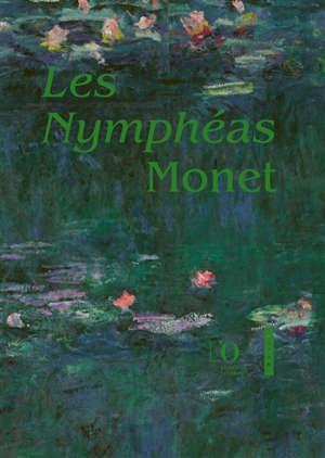 Les nymphéas, Monet
