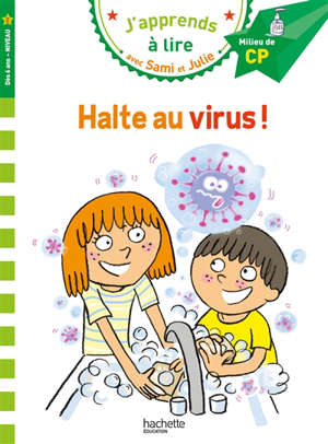 Halte au virus ! : milieu de CP, niveau 2