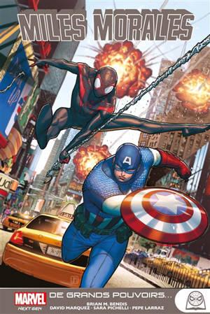 Miles Morales : Spider-Man. Volume 2, De grands pouvoirs...
