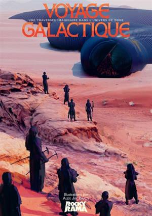 Voyage galactique : une traversée imaginaire dans l'univers de Dune