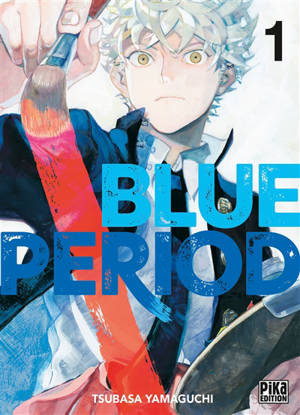 Blue period. Volume 1