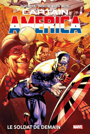 Captain America. Volume 5, Le soldat de demain