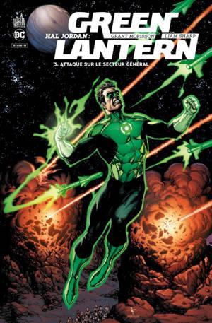 Hal Jordan : Green Lantern. Volume 3, Attaque sur le secteur général