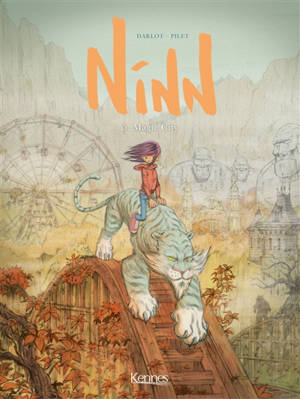 Ninn. Volume 5, Magic City