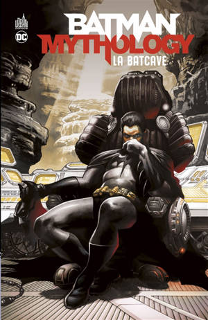 Batman mythology, La Batcave