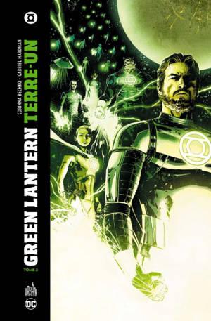 Green Lantern : Terre-un. Volume 2