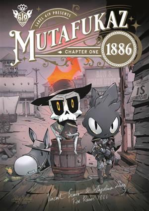 Mutafukaz 1886. Volume 1