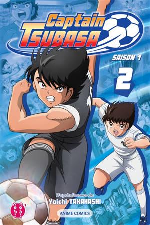 Captain Tsubasa : saison 1. Volume 2