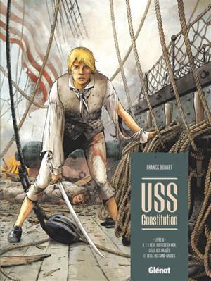 USS Constitution. Volume 2, Il y a deux justices en mer, celle des gradés et celle des sans-grades
