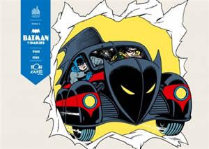 Batman the dailies. Volume 2, 1944-1945