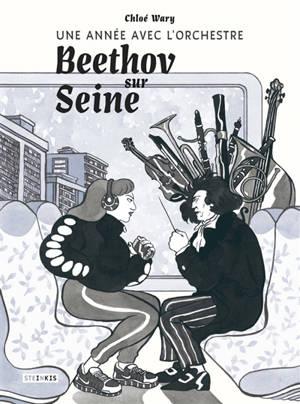 Beethov sur Seine : une année avec l'orchestre