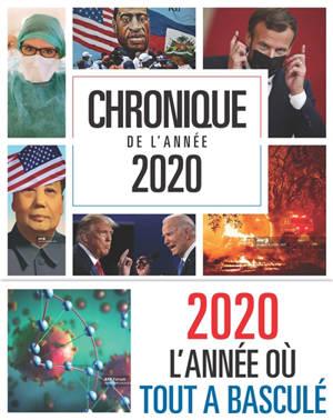 Chronique de l'année 2020 : l'année où tout a commencé